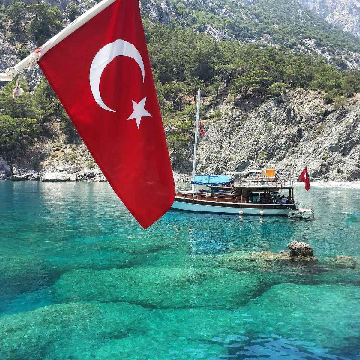 Vacation in Turkey during the velvet season