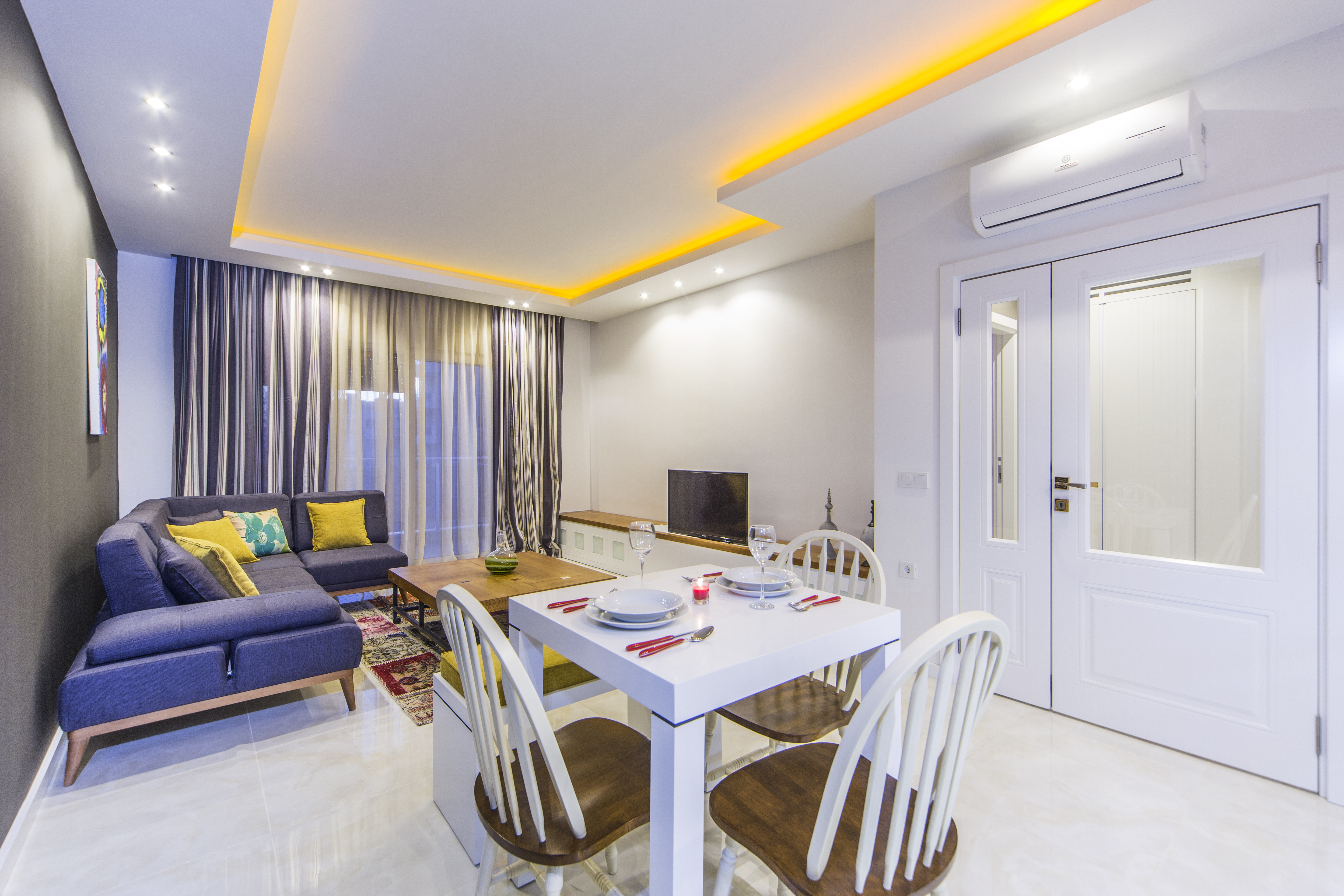 Apartments in Alanya from the developer