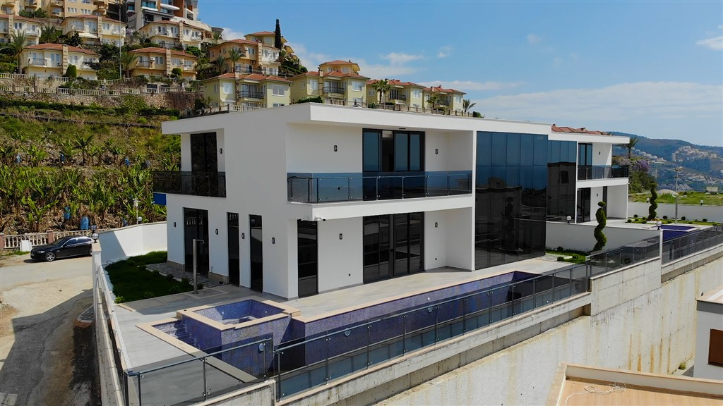 Villa Turkey buy with sea view and pool