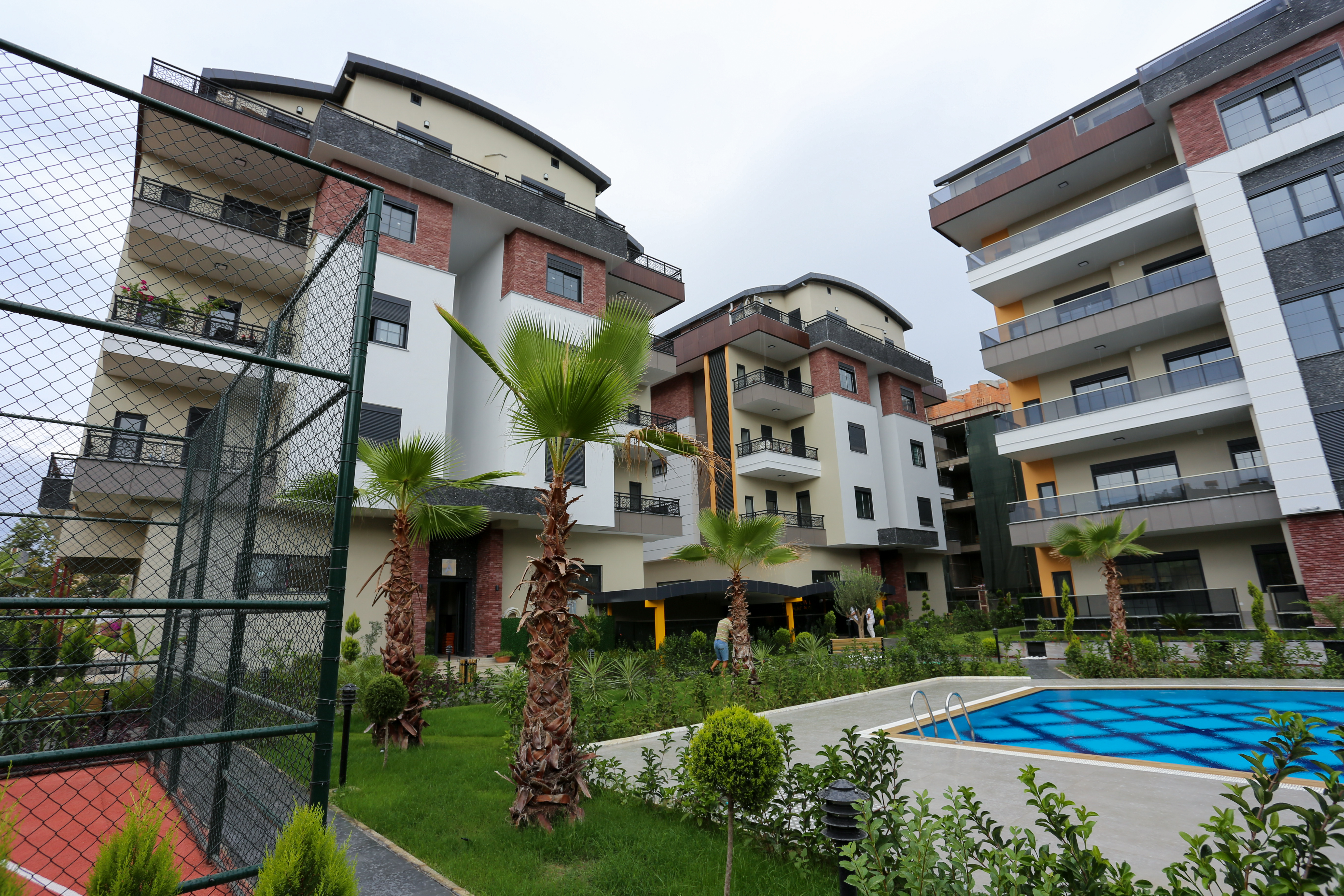 Alanya buy an apartment from the owner
