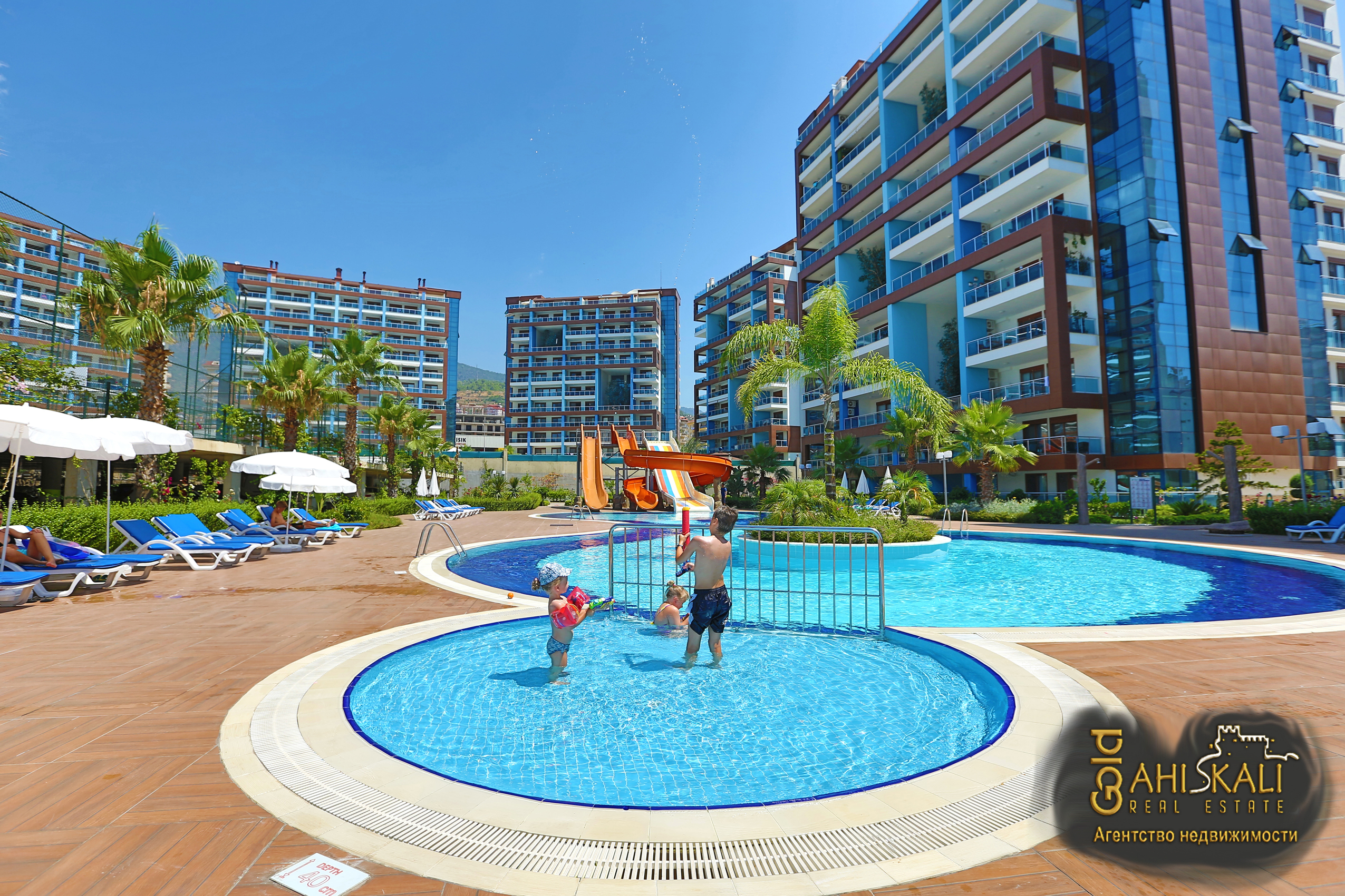 Alanya real estate from the developer