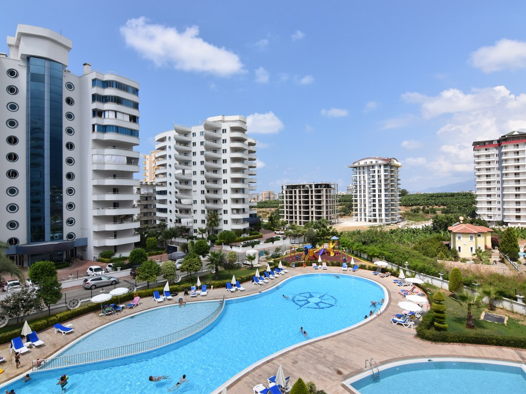 Buy an apartment in Mahmutlar Turkey inexpensively resale