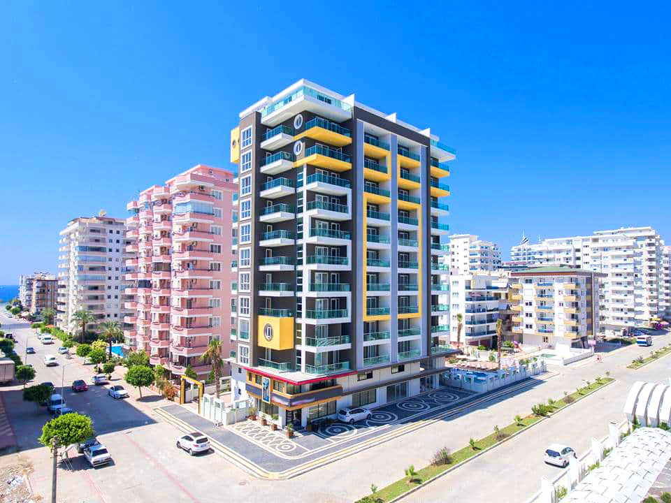 Apartment from the owner in Mahmutlar Alanya