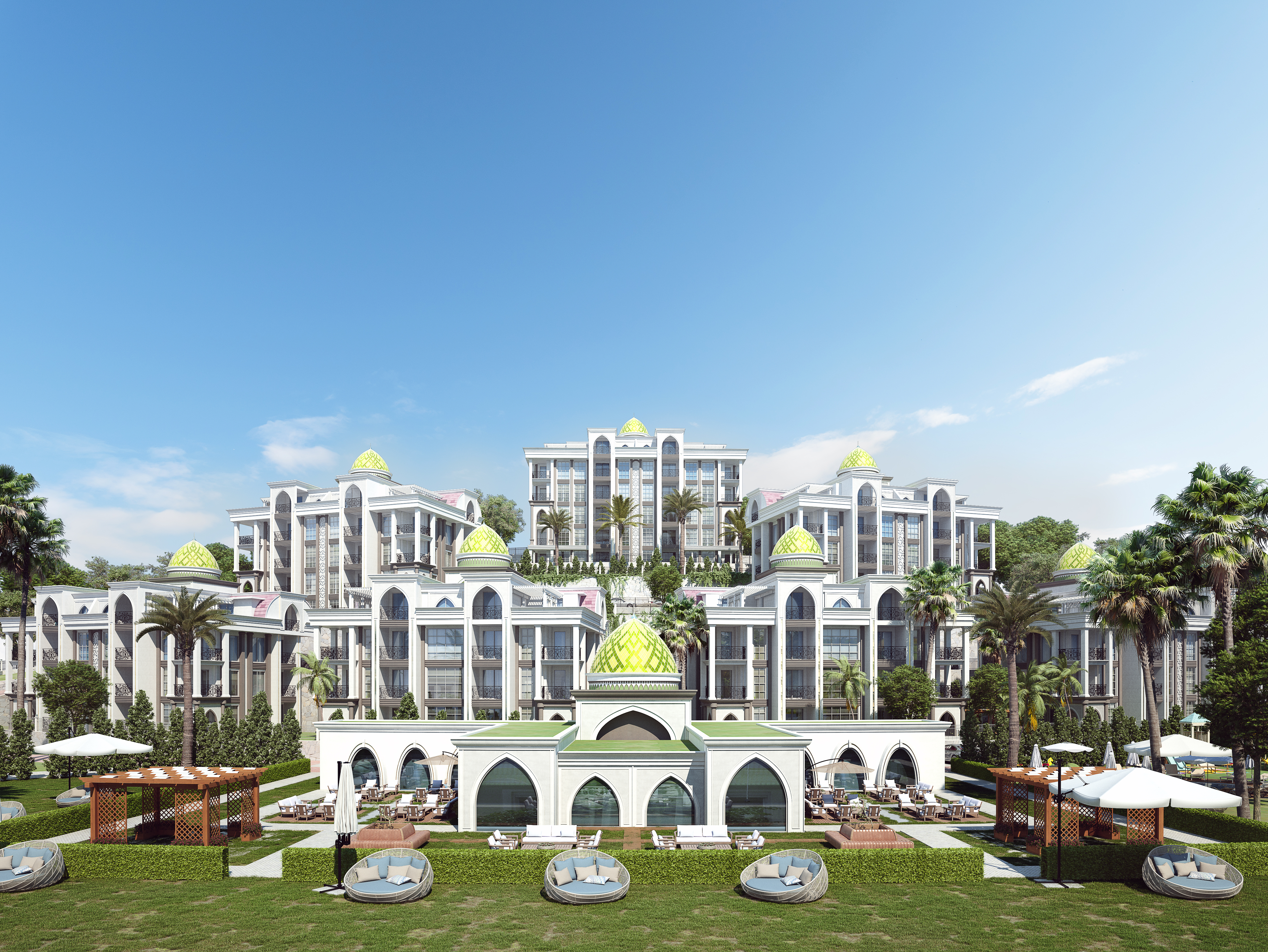 Apartment from the owner in Alanya in installments without interest