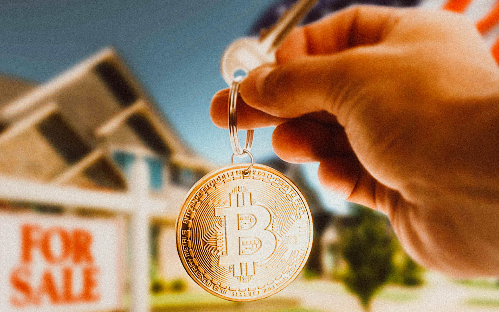 Buying real estate in Turkey for cryptocurrency