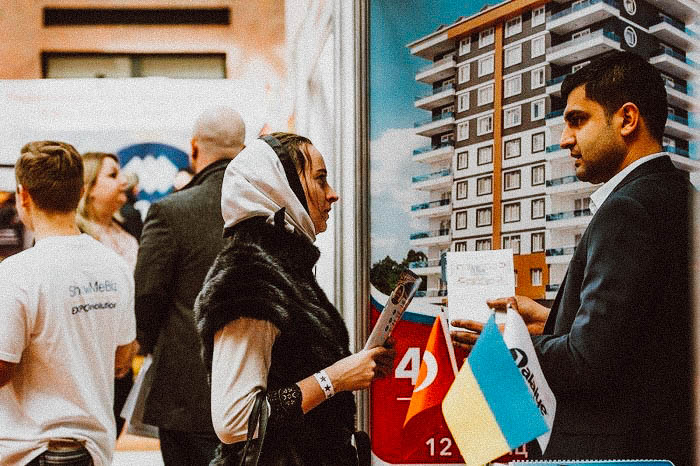 """June 11 and 12, 2021 """"GOLD AHISKALI REAL ESTATE"""" will take part in the 14th International Exhibition of Overseas Real Estate in Kiev"""
